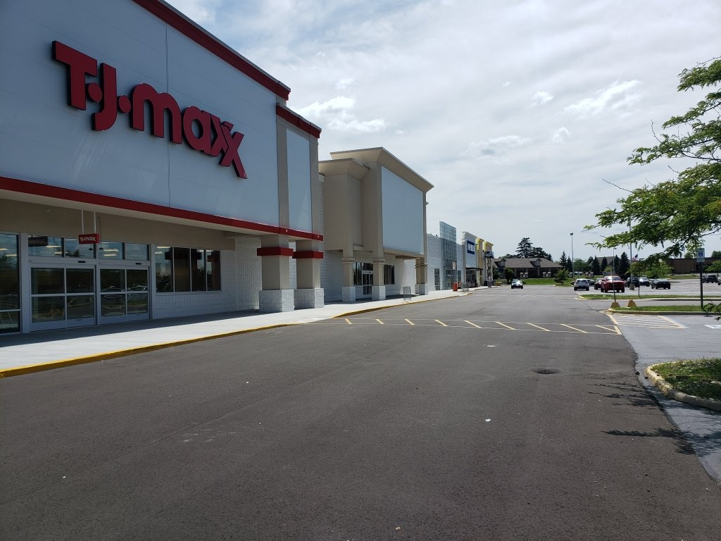 Grand Opening Announced for New Fenton T J  Maxx Store - The