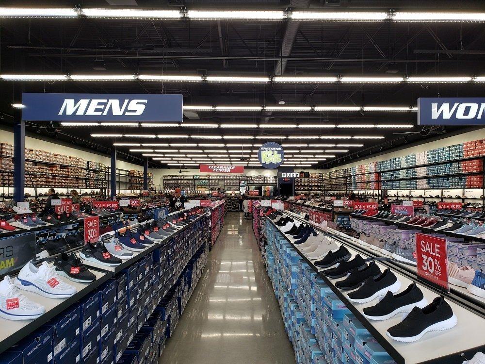 Skechers Opening Brings Popular Brand