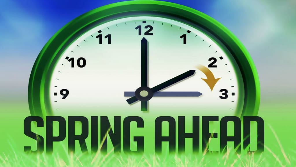 Image result for daylight savings time 2020