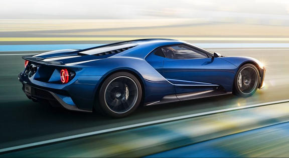 Ford GT Application Launched