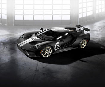 2017 Ford GT Heritage 66' Edition