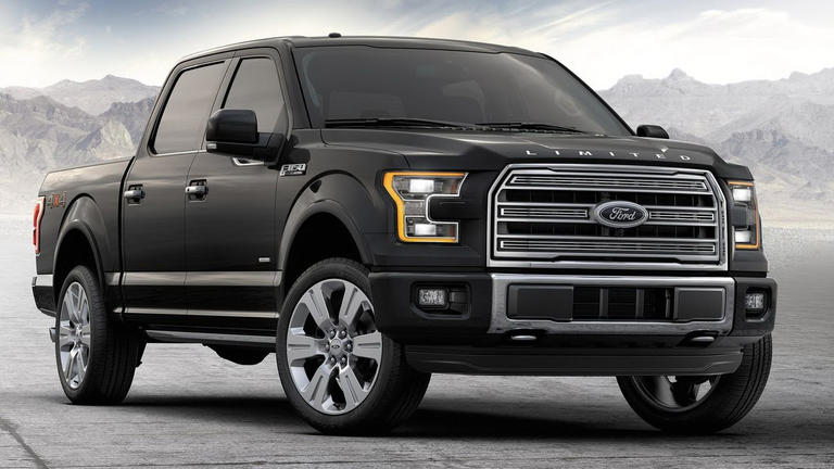 2016 Ford F-150 Lease Deals