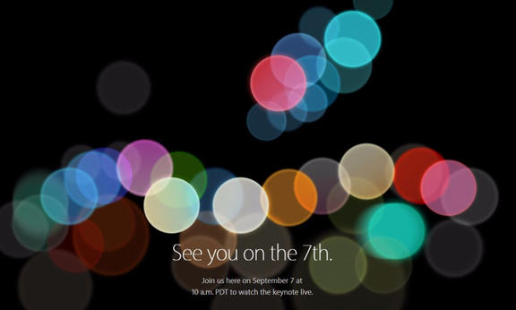 Apple iPhone 7 & Apple Watch 2 Keynote Event September 7th 2016