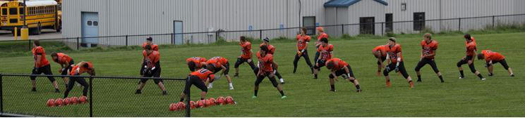 Fenton High School JV Football