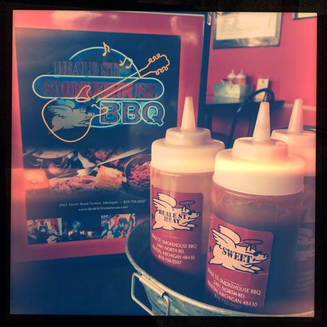 Beale St. Smokehouse BBQ Fenton, MI