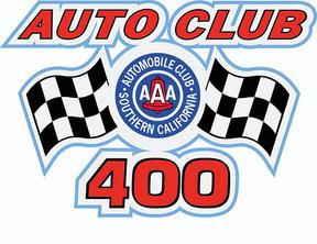 Nascar Sprint Cub Fontana Auto Club 400