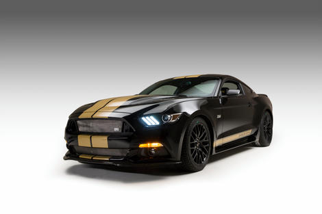 Ford Shelby GT-H Mustang
