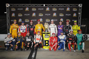 Nascar Chase Contenders