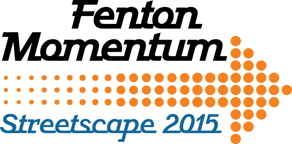 Fenton Streetscape Project 2015