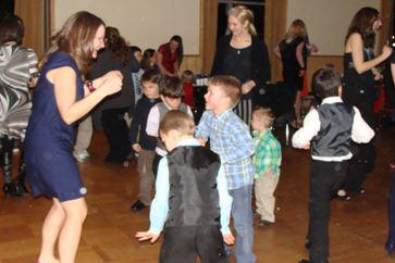 SLPR Mother Son Dance